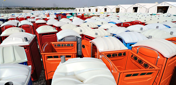 Champion Portable Toilets in Loveland, CO